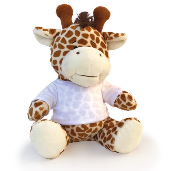 Peluche Giraffa Personalizzabile